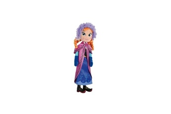 Figurines personnages SIMBA Peluche - la reine des neiges - peluche anna 25 cm