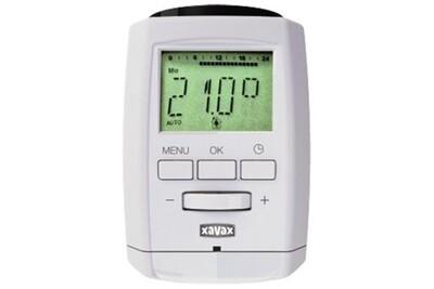 Thermostat et programmateur de chauffage Xavax Xavax thermostat bluetooth