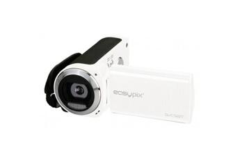 EASYPIX Caméscope DVC5227  Flash  Blanc  23004