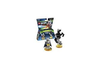 Figurine WARNER BROS Figurine lego dimensions - pack héros - excalibur batman