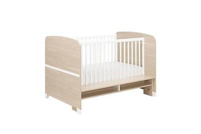 lit enfant galipette lit bb en bois volutif en petit lit couchage 70x140 cm alpa sans tiroir - Petit Lit Bebe