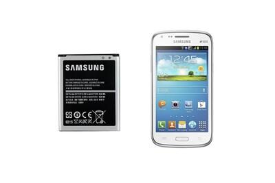 Sparfix® - batterie-samsung b150ae/ac - 1800mah-galaxy core plus (sm - 350 accu-batterie