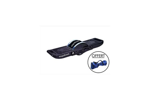 Gyropode Wegoboard Hoverboard One Noir
