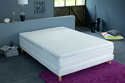 sur matelas bultex darty. Black Bedroom Furniture Sets. Home Design Ideas