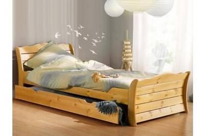 lit enfant camif lit tiroir twiggy 90 x 190 cm naturel darty. Black Bedroom Furniture Sets. Home Design Ideas
