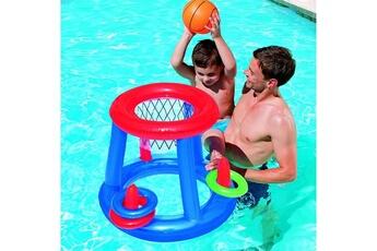 Aire de jeux gonflable Bestway Jeu Gonflable Panier de Basket Flottant