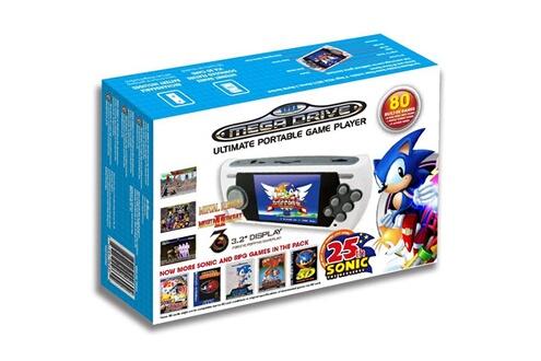 Sega Sega Ultimate Portable Game Player (Sonic 25th Anniv.)  VF NEUF SOUS BLISTER