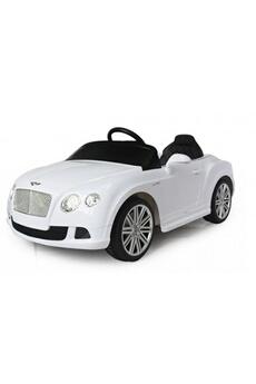 Véhicule électrique Bentley Voiture électrique blanc bentley gtc