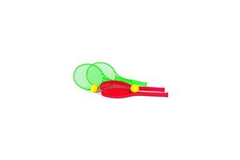 Autres jeux créatifs Simba Toys Simba Toys 107401064 Jeu de tennis junior avec balles de mousse