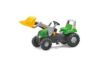 Véhicule à pédales ROLLYTOYS Rolly Toys 811465 RollyJunior RT, tracteur à pédales vert