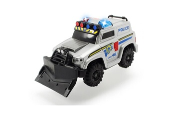 Véhicules miniatures Dickie Dickie 203302001 Dickie - Rescue Car - Voiture de police américaine