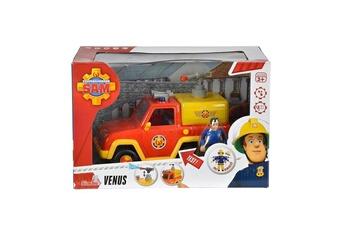 Véhicules miniatures Simba Toys Simba Toys 109257656 Pompier Sam - La voiture de pompier Vénus