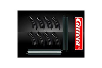 Circuits de voitures Carrera CARRERA 20061657 GO!!! - KIT DE CONFIGURATION POUR VIRAGES A UNE SEULE VOIE / POUR LIGNES DROITES