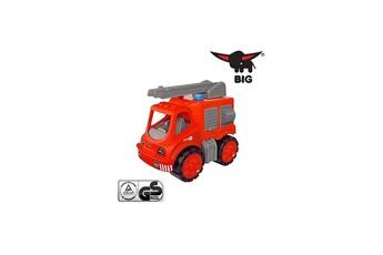 Véhicule à pédales Big Big 800056834 BIG-Power-Worker Camion de pompier