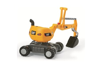 Véhicule à pédales ROLLYTOYS Rolly Toys 421015 Rolly Digger CAT