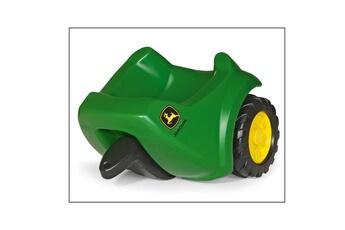 Véhicule à pédales ROLLYTOYS Rolly Toys 122028 rollyMinitrac Trailer John Deer