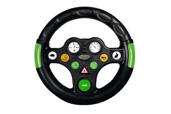 Véhicule à pédales Big Big 800056488 - Tracteur Wheel avec volant sonore