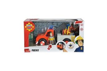 Véhicules miniatures Simba Toys Simba Toys 109258280 Pompier Sam - Le véhicule d'urgence Phoenix
