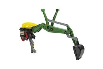 Véhicule à pédales ROLLYTOYS Rolly Toys 409358 Excavateur arrière pour tracteurs Rolly Toys