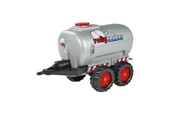 Véhicule à pédales ROLLYTOYS Rolly Toys 122127 RollyTanker - Remorque citerne pour tracteurs à pédales