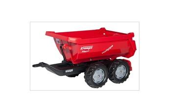Véhicule à pédales ROLLYTOYS Rolly Toys 123230 Remorque basculante Krampe pour tracteurs Rolly Toys