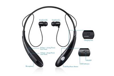 Casque Micro Gamer Alpexe Alpexe Oreillettes Bluetooth écouteurs