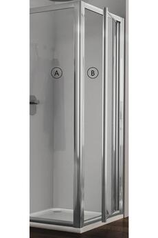 Tout le choix darty en paroi et porte de douche de marque for Porte douche battante paris