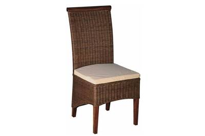 Ensemble Table Chaise Inside 75 Malia En Rotin