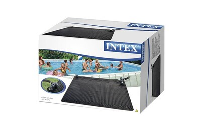 Bâche de piscine Intex Intex 28685 Chauffage de piscine, Tapis solaire d'Intex