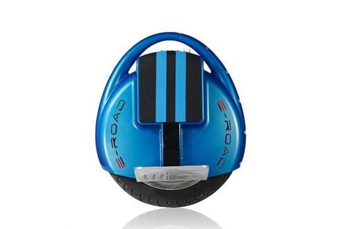Gyropode E-road Monocycle électrique Bleu