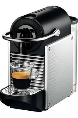 De Longhi En 125 S Pixie Machine à Café 19 Bar Aluminium