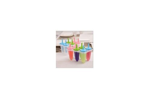 Alpexe Moule a faire des glaces a l'eau Maison pour 6 Glaces