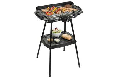 Barbecue bestron bestron barbecue lectrique sur pied 2000w aja902s darty - Darty barbecue electrique ...