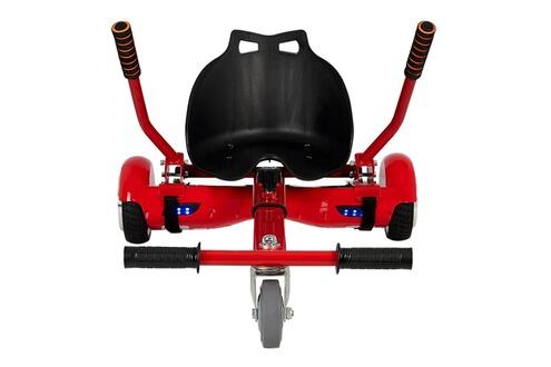 Hoverboard / Gyropode Gyrowheel PACK HOVERBOARD ET HOVERKART ROUGE