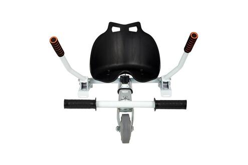 Gyropode Gyrowheel PACK HOVERBOARD ET HOVERKART BLANC