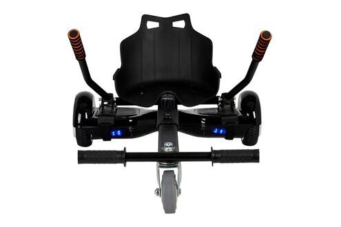 Gyropode Gyrowheel PACK HOVERBOARD ET HOVERKART NOIR