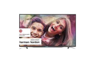 LC-43CFG6352E - - Smart TV - 1080p (Full HD) - D-LED Backlight