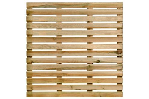 Jardipolys Une dalle de terrasse en bois motif droit 100
