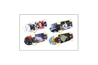 Panier de basket Hudora Hudora 12035 Miniskateboard XXS - différents Designs