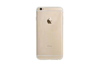Coque Silicone IPHONE 6/6S PLUS ( ) Harry Potter Transparente Fun APPLE Eclair Lunette Pomme Protection Gel Souple