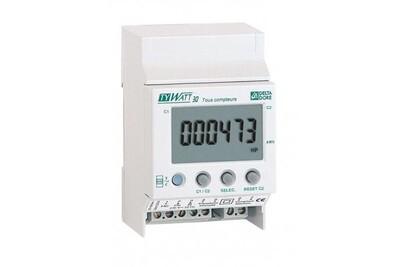 Thermostat et programmateur de chauffage Delta Dore Indicateur de consommations tywatt 30 - deltadore