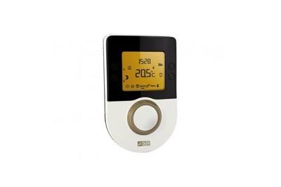 Thermostat et programmateur de chauffage Delta Dore Calybox 1020 wt