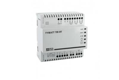 Thermostat et programmateur de chauffage Delta Dore Tywatt tri rt