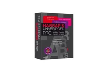 HARRAP'S UNABRIDGED PRO ? dictionnaire bilingue