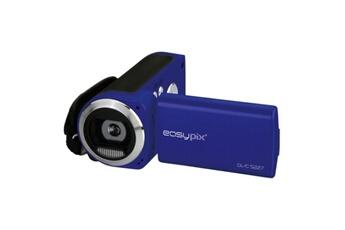 EASYPIX Caméscope DVC5227  Flash  Bleu  23001