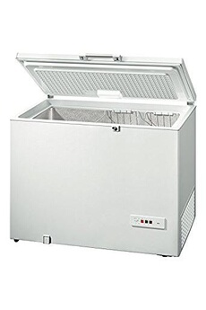 Congelateur BOSCH GCM28AW20 BLANC APLUS