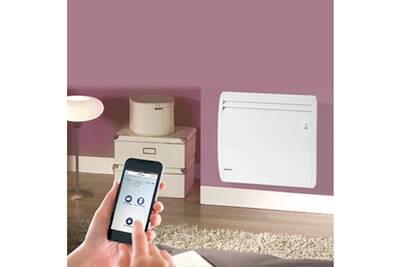 radiateur lectrique noirot radiateur millenium smart. Black Bedroom Furniture Sets. Home Design Ideas