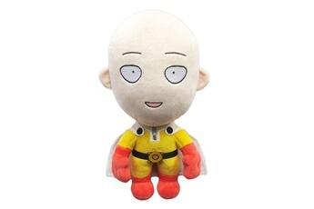 Figurines personnages Sakami Merchandise One-punch man peluche saitama happy version 28 cm
