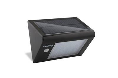 20leds Led Lampe Solaire Lampe De Jardin Avec Detecteur De Mouvement Pir Motion Sensor Capteur Lampe Escalier Exterieur Etanche Ip65 Eclairage De