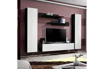 super populaire 6fc43 70d27 Meuble tv mural design